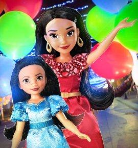 Набор кукол Елена и Изабель, Модный приговор
