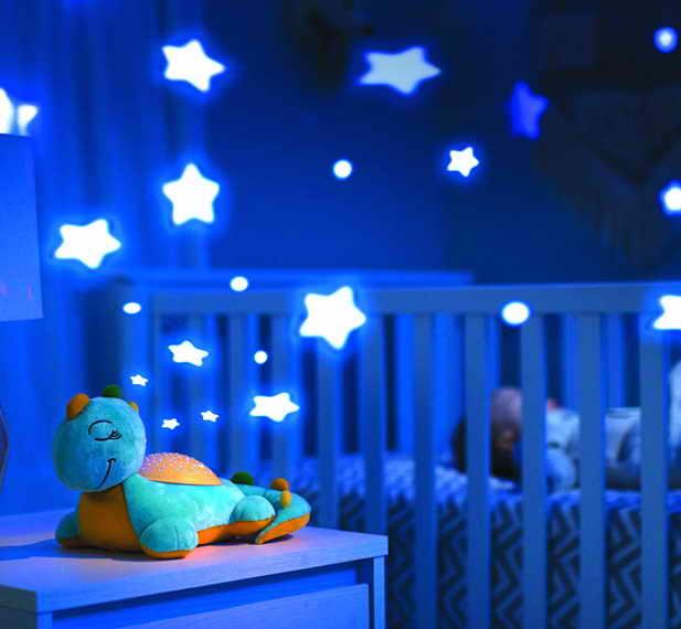 Проектор звездного неба Динозаврик