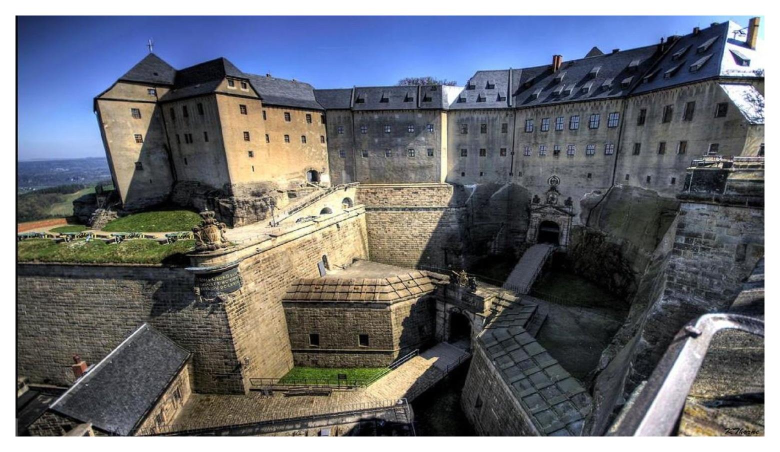 Крепость Кёнингштайн