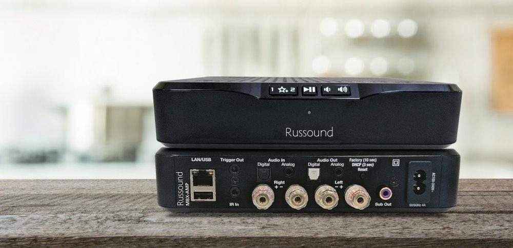 Сетевой плеер-усилитель Russound MBX-AMP