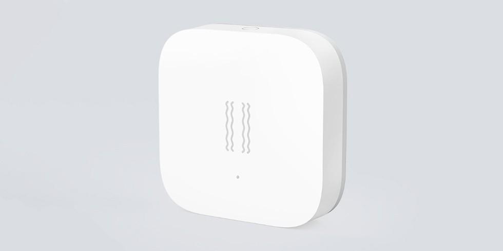 Датчик вибрации Xiaomi Aqara Vibration Sensor (белый/white)