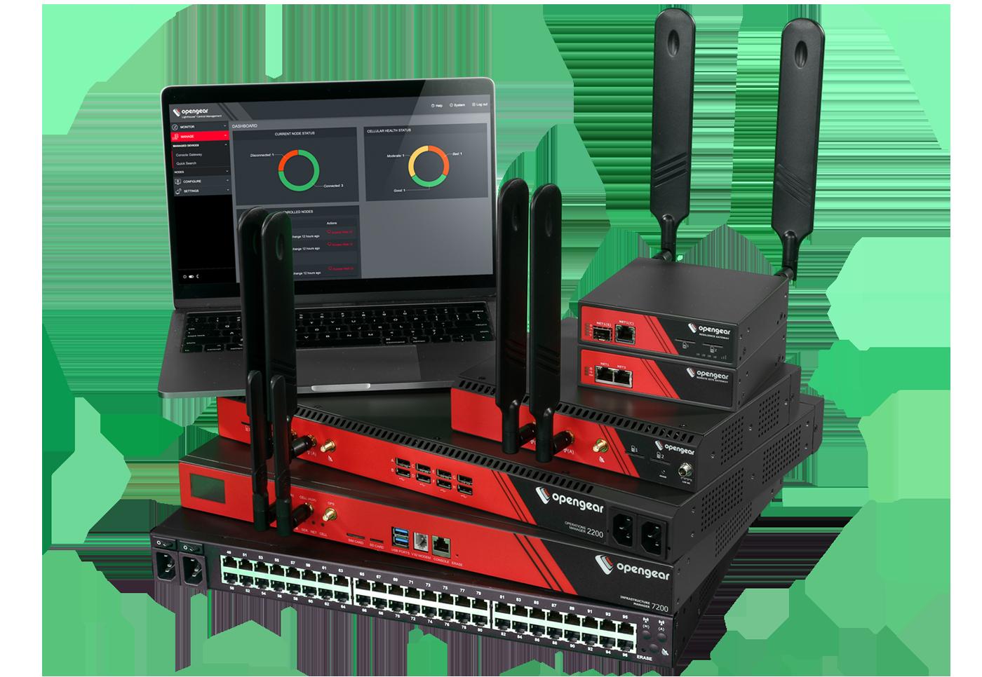 Opengear NetOps консольный сервер