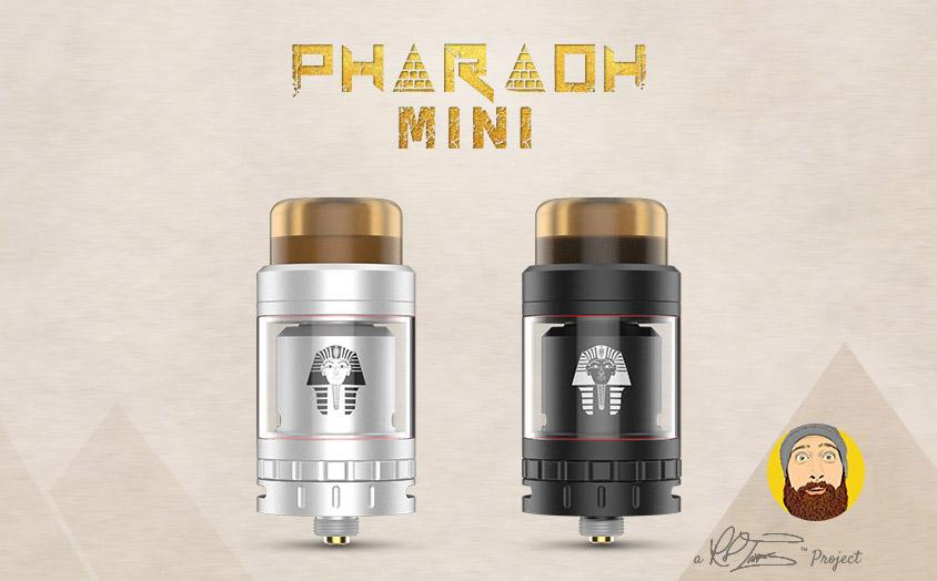Digiflavor Pharaoh Mini RTA