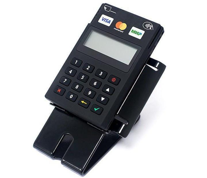 Модель терминала 2CAN NFC Р17, совместимая с мобильными гаджетами