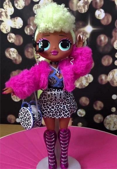 Кукла L.O.L. Surprise! O.M.G. Lady Diva