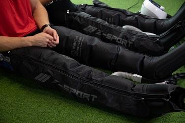 спортивный массаж техника