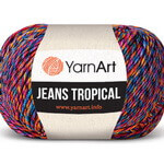 Пряжа JEANS TROPICAL, YarnArt