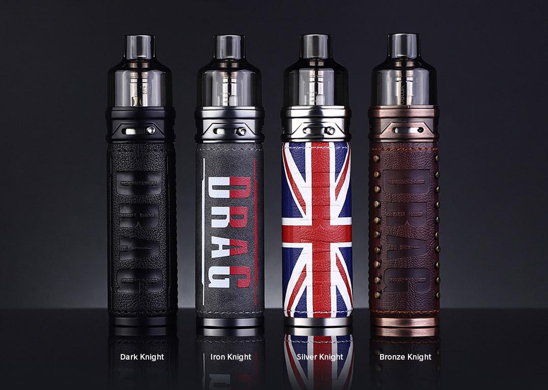 VOOPOO DRAG S Kit - Limited Edition
