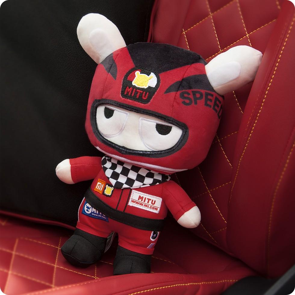 Мягкая игрушка Xiaomi Mi Rabbit Race Car Driver (MITU, 25 см)