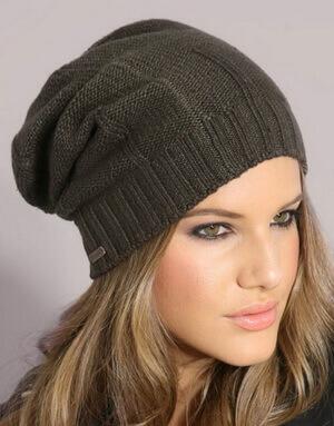Какой длины шапка-бини