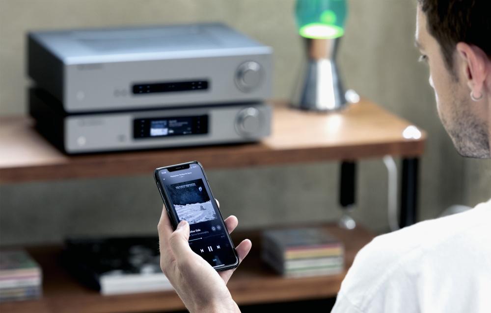 Сетевой плеер Cambridge Audio CXN v2