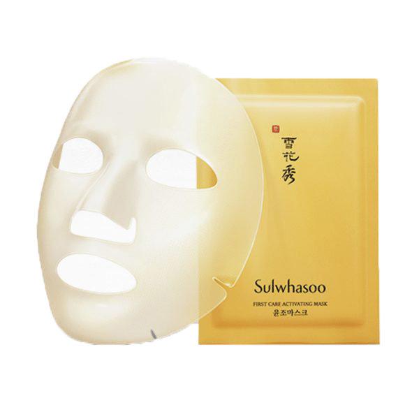 Компактность тканевой маски