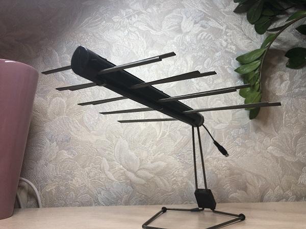 Антенны СССР для приема бесплатного цифрового ТВ. Назад в Семидесятые!