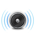 Rich, full stereo sound