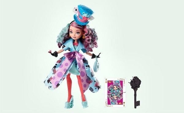 Кукла Меделин Хеттер  из серии Страна Чудес