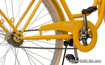 """Цепь и ножной тормоз на велосипедах серии """"Дорожник"""""""