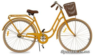 Велосипед Дорожник Ретро 2016