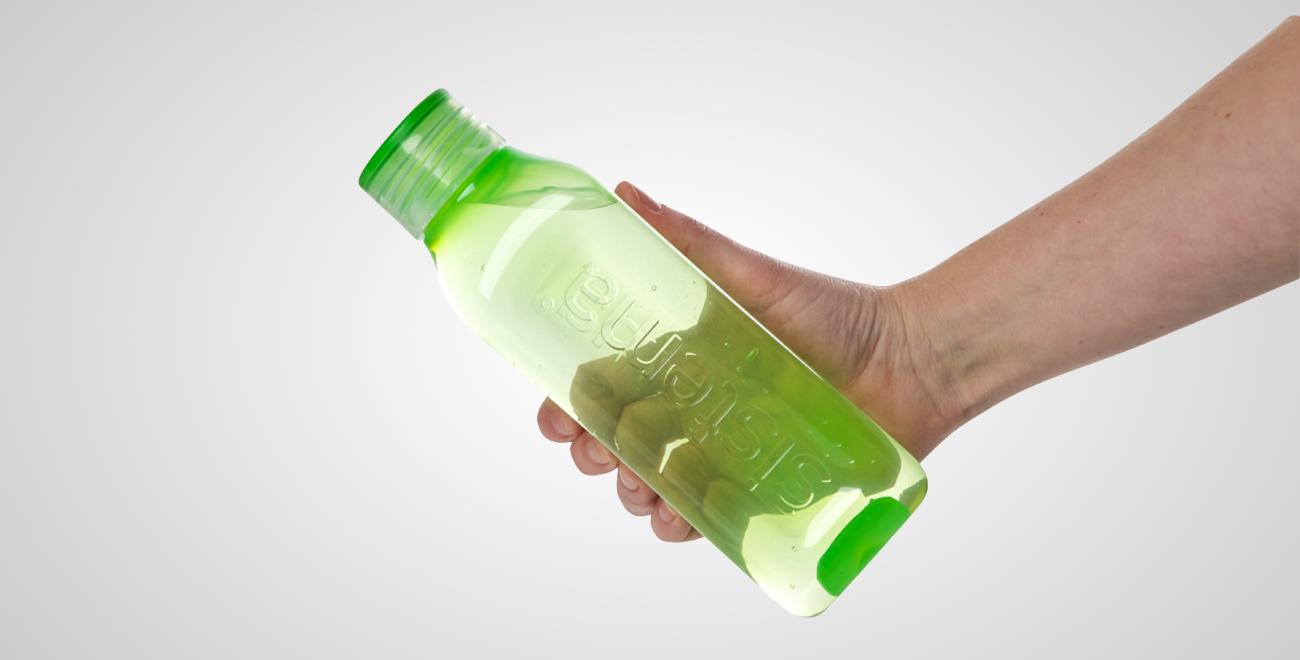 Бутылки для воды - Square