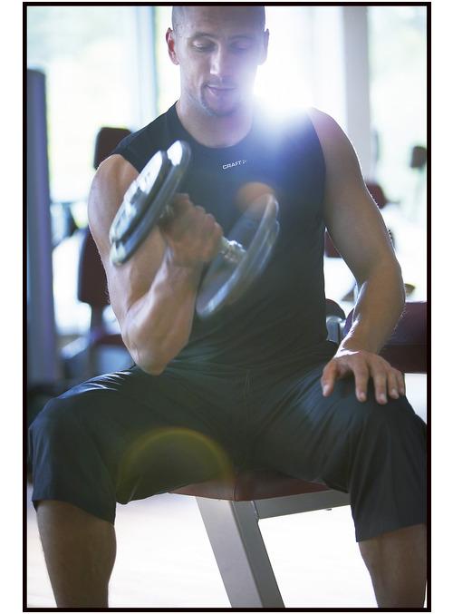 Мужская одежда для фитнеса