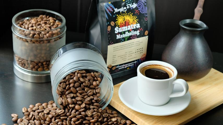 Что влияет на вкус кофе в зернах