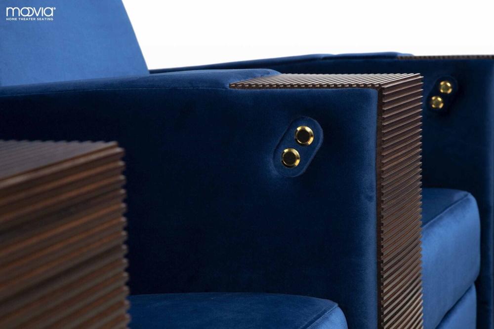Кресла для домашнего кинотеатра Moovie Cannes