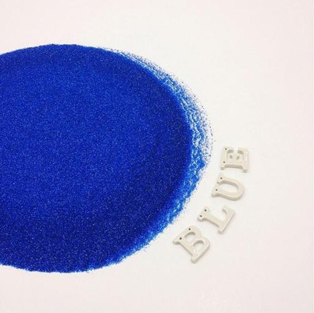 оригинальные украшения синего цвета в новой коллекции  ANDRES GALLARDO