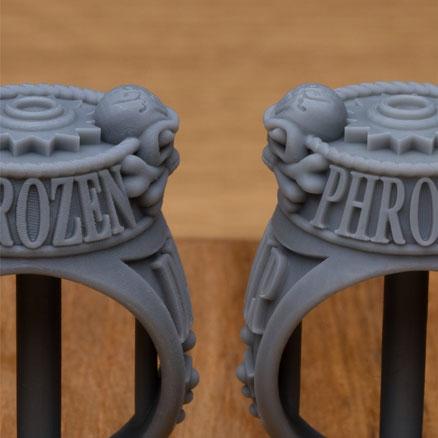 Посмотрите, насколько качественная печать на Phrozen Sonic Mini 4K