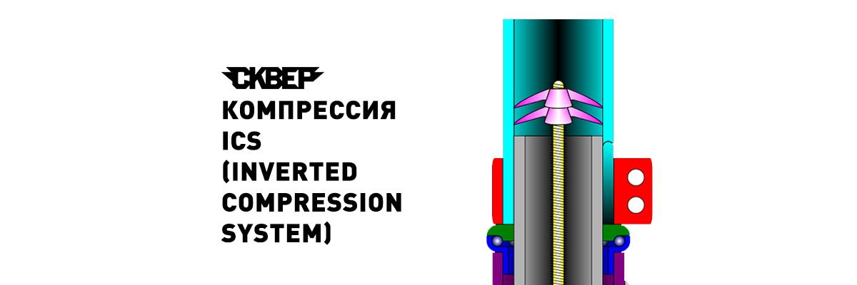 Компрессия ICS (Inverted Compression System)