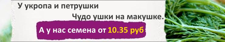 Купить семена Зелени и пряных трав, по низким ценам, с доставкой Почтой России наложенным платежом, и курьером по Москве - в магазине АгроБум