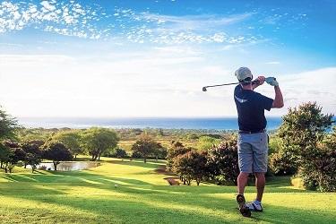 гольф массаж