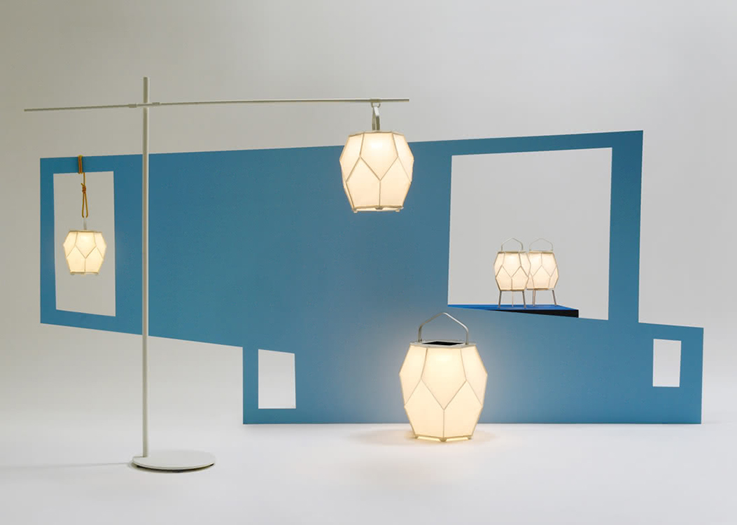 Светильник La Lampe Couture от Maiori
