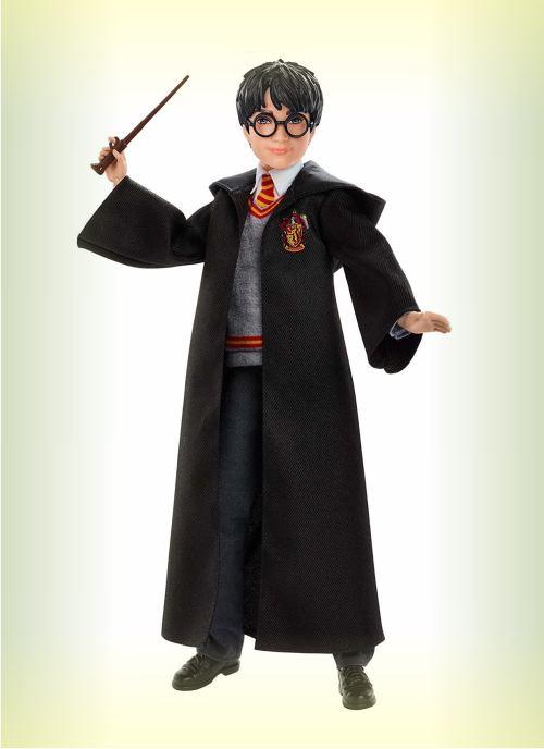 Кукла Гарри Поттер и волшебная палочка