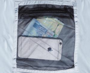 Сетчатый внутренний карман