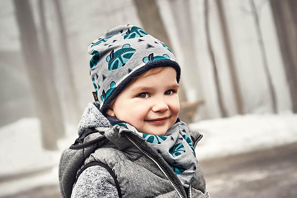 Детские шапки для мальчиков-подростков