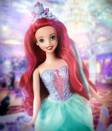 Кукла Ариэль - Модные прически, Принцесса Disney