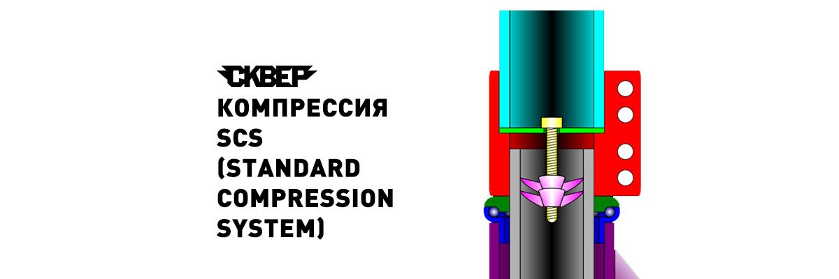 Компрессия SCS (Standard Compression System)