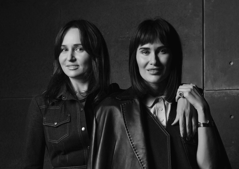 Создатели бренда ERMA Алина Каширина и Мария Скрастина