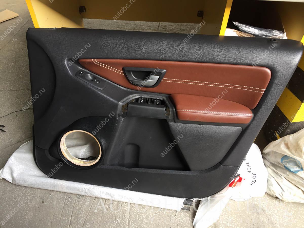 Volvo XC90 (изготовление подиумов под мидбас)