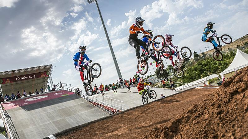 Олимпийский BMX