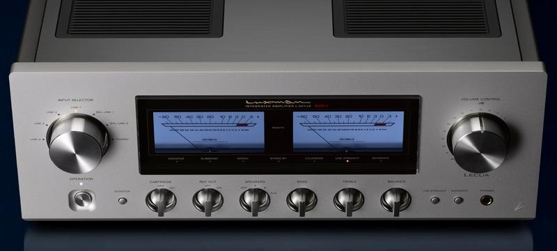 Узнать больше об усилителе Luxman L-507uX II…