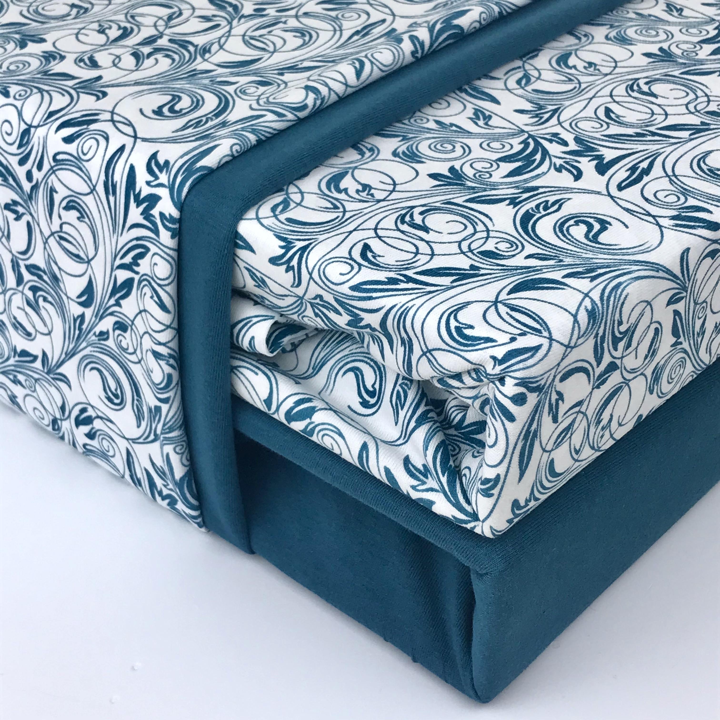 постельное белье ЛОЗА с простынями на резинке