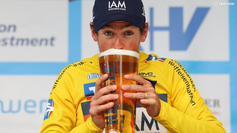 Циклокросс и пиво