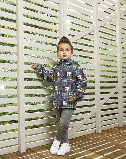 Ветровка Premont Гласс Парк S18281 для мальчиков