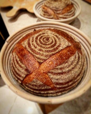 хлеб с пшеничной мукой Т-80