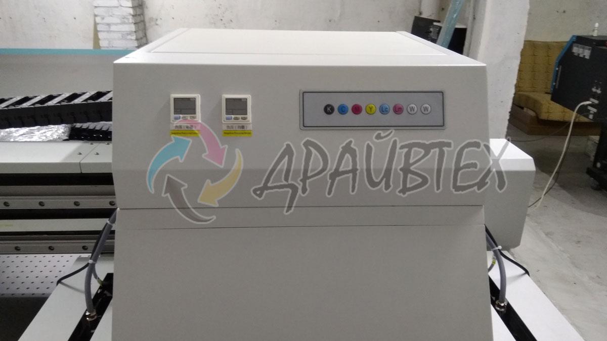 Удобная чистка по цветам и регулировка вакуума отдельно на цвета и белый