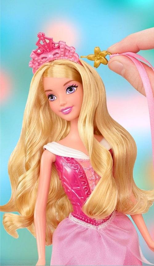 Кукла Аврора Спящая красавица из серии Модные прически