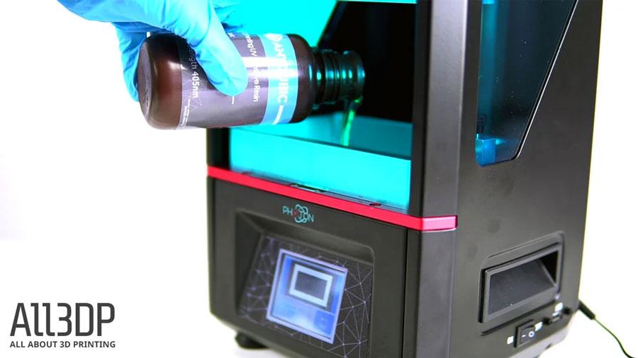 фотополимер для anycubic photon