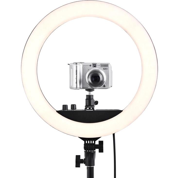 Кольцевые лампы - Кольцевая лампа RL-12 II 35 см.