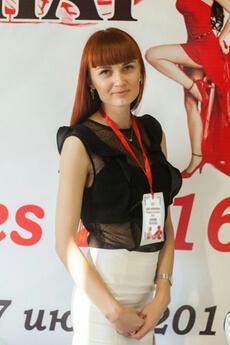 Оксана Волобуева - Тренер учебного центра Prime Lashes