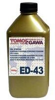 Тонер Tomoegawa ED-43 универсальный для Kyocera TK-3150, TK-3160, TK-3170, TK-3190. 900 гр